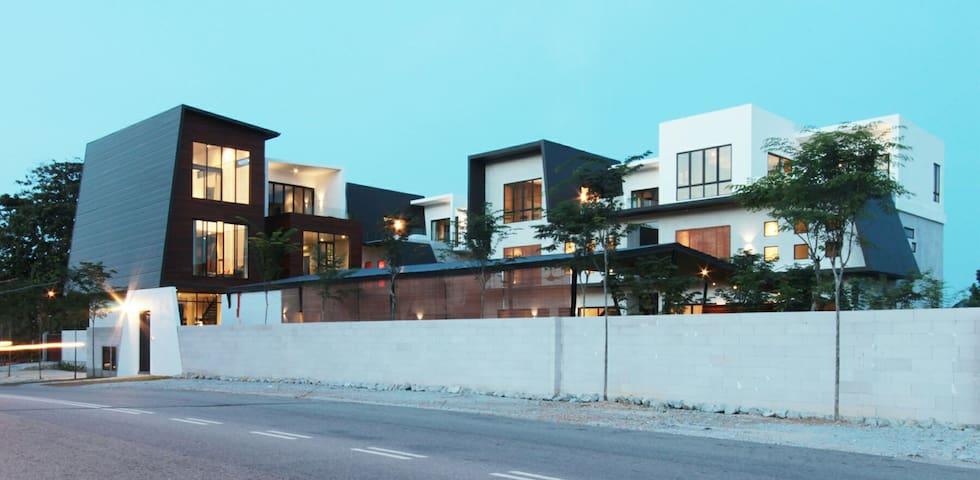 Villa Lot1638 2 Rooms Duplex-4 - Port Dickson - Hus