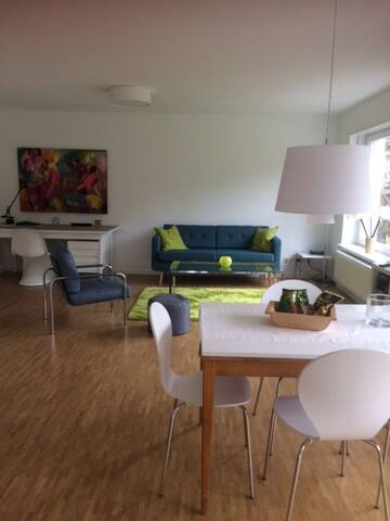 Wohn-Ess-Zimmer ca 45 qm