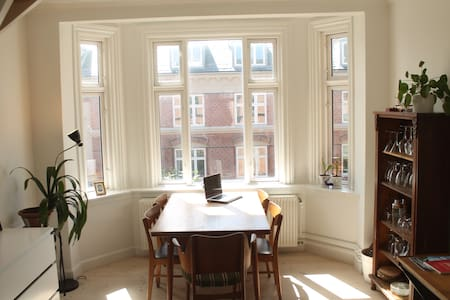 Large room in shared apartment - Copenhaga - Apartamento