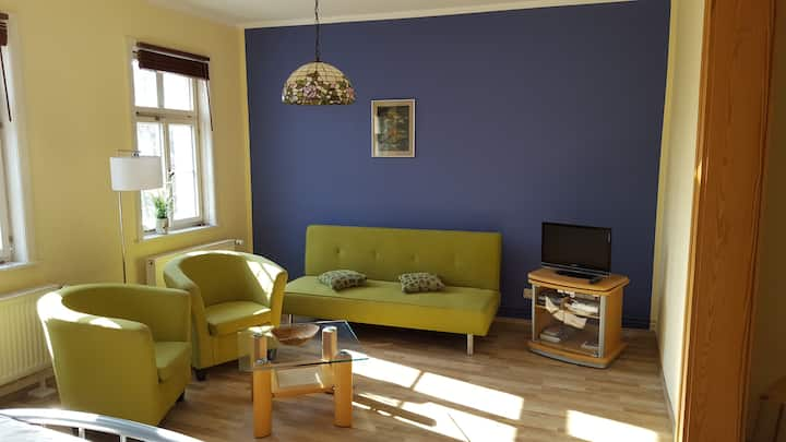 Holiday Apartment IDEAL II Weimar