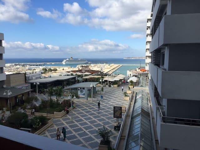 Apartamento céntrico (Complejo Tanger Boulevard)
