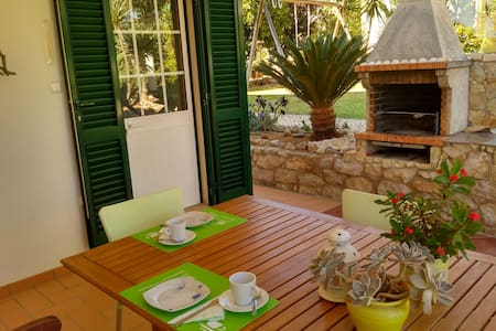 Apartment in country near Beach - Fuseta - Haus