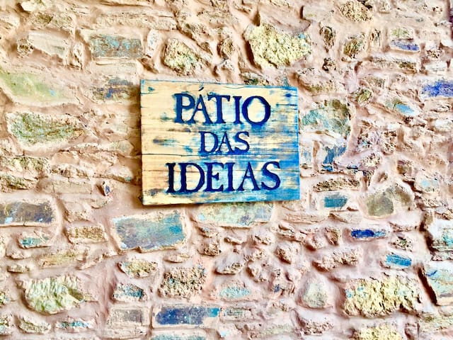 Casa Secular, Pátio das Ideias - Nuno Henriques