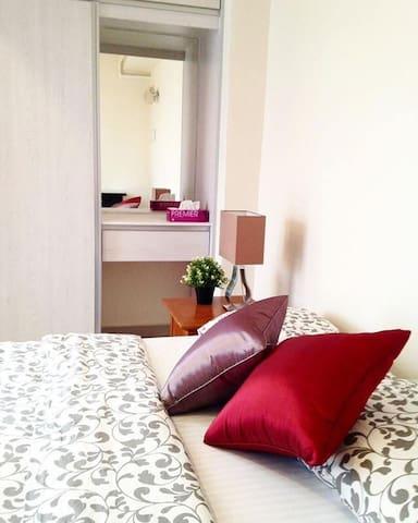 Modern 2 Bedroom KLCC view - Kuala Lumpur - Appartement