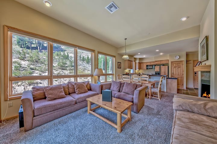 Luxury Style in this Two Bedroom at Kirkwood