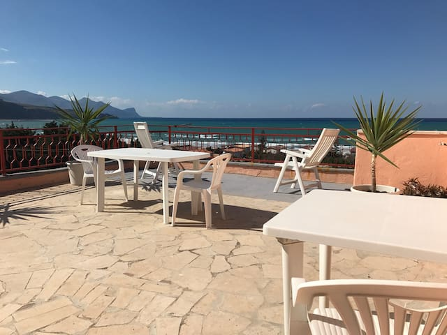 Appartamentino plaja - Castellammare del Golfo - Dům