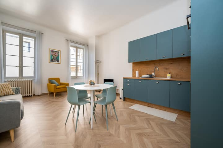Nice renovated apt near downtown - Cannes