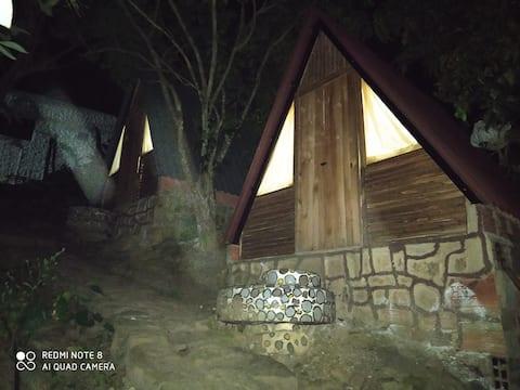Glamping Malaga (Cabaña Clavellina)