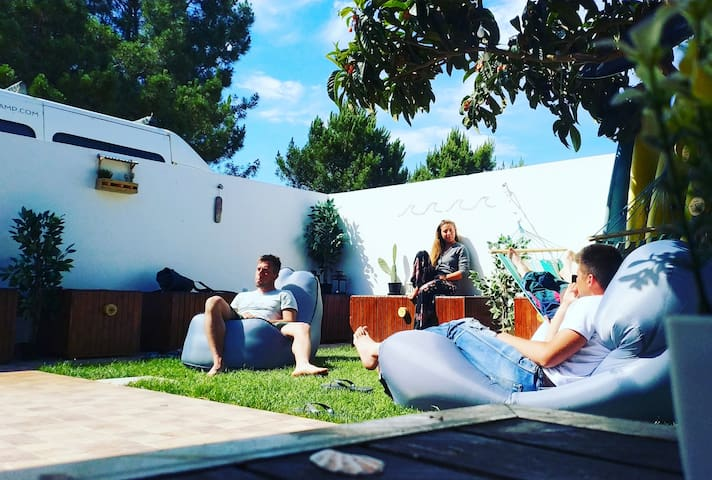 Alentejo Surf Camp & Hostel