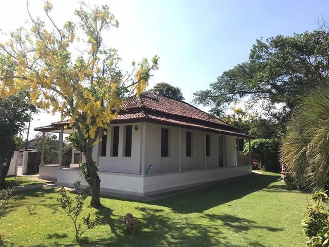 Casa na Praia da Vila