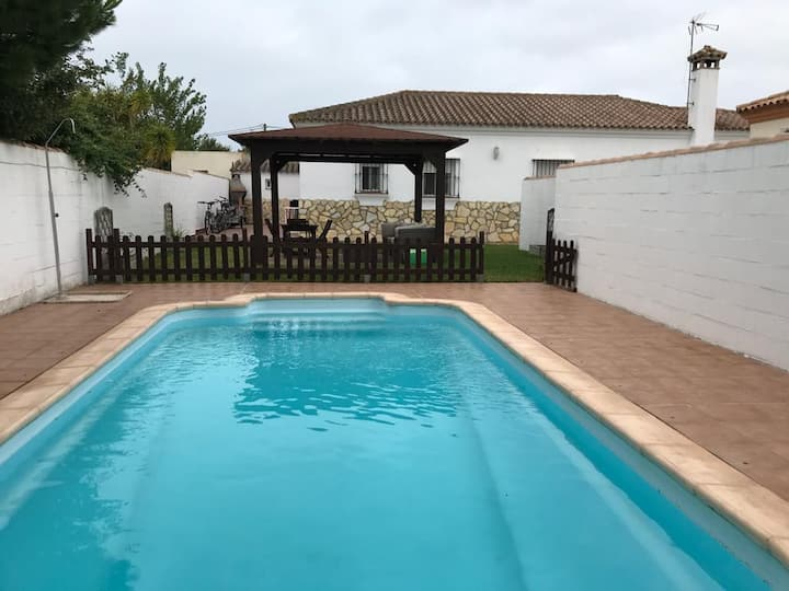 Newly refurbished Villa private pool and garden