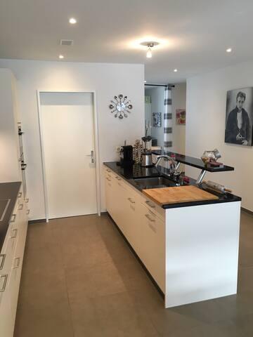 Luxus Wohnung in Rheinfelden Basel - Rheinfelden - Lägenhet