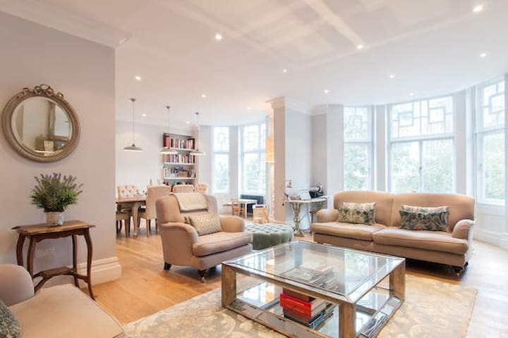 3 BED APARTMENT IN MARYLEBONE W1