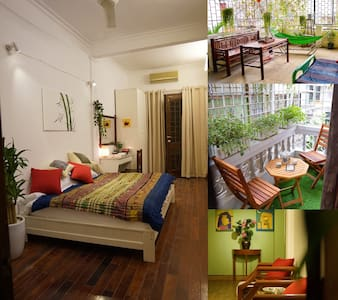 L' HANOIENNE --- SUPER CENTRAL & QUIET LOCATION - Hanoi - House