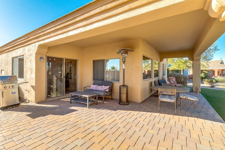 Gated community, Golf Course home, 1900 sf
