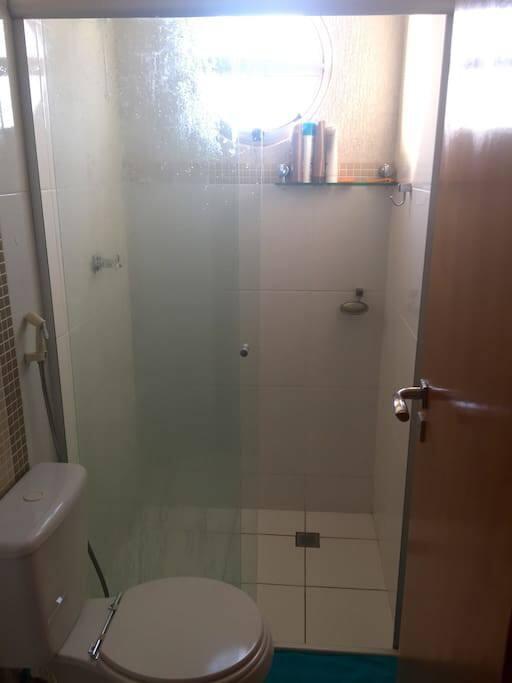 Banheiro americano