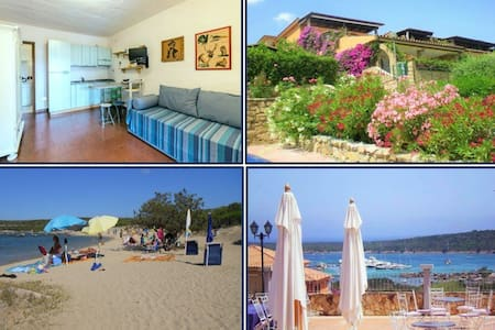 BAIA de BAHAS-Apartments & Resort-STUDIO' 2 PAX - Marinella - Wohnung