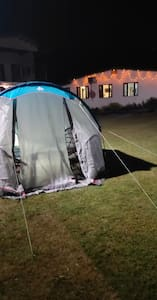 Camping at Weekend Inn