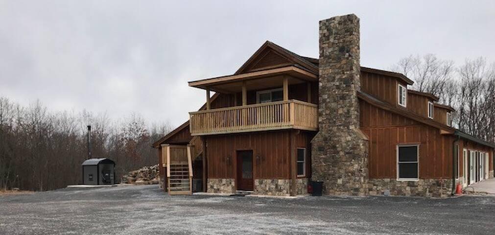 The Lodge Retreat