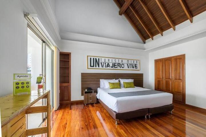 Hotel Agata LH Pinares  Pereira Habitacion Suite