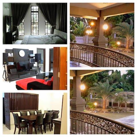 Zaiwani Villa, Village Resort KB - Wakaf Bharu