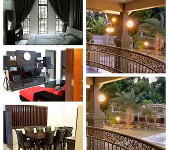 Zaiwani Villa, Village Resort KB - Wakaf Bharu - Vila