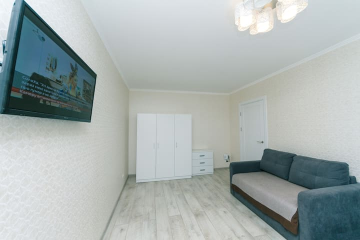 Современная квартира на Старокиевской