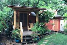 Bayou Saint John Garden Apartment