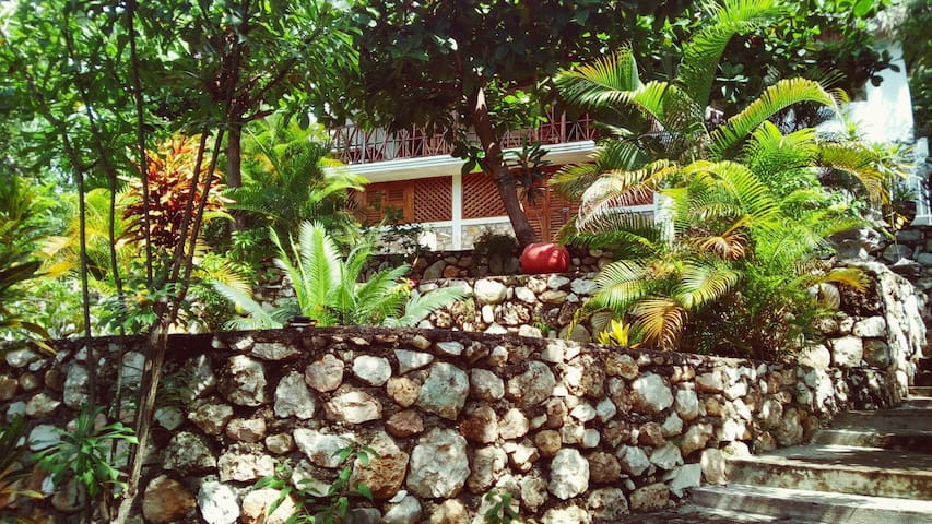 Poze Guest House - En bas - Cayes-de-Jacmel