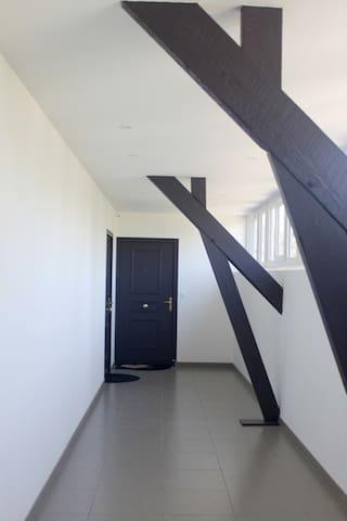 Un gîte urbain lumineux à Paimpol, classé 4 * - Paimpol - Apartment