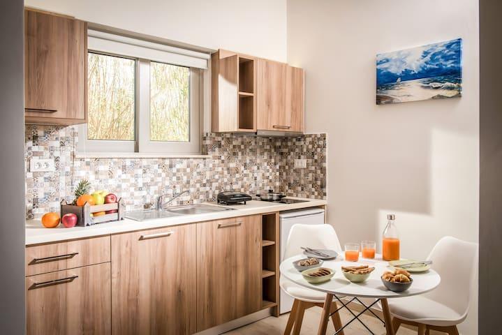 Marianthi apts Rethymno/ family and modern apts - Rethymno - Condominium
