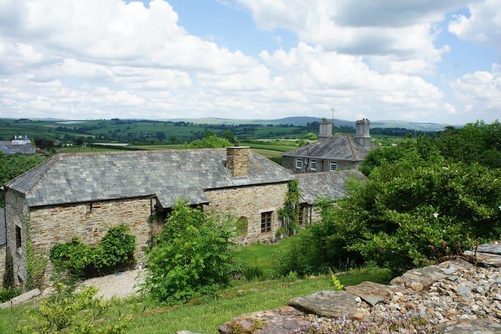 Ash Tree Barn, Gulworthy, Tavistock