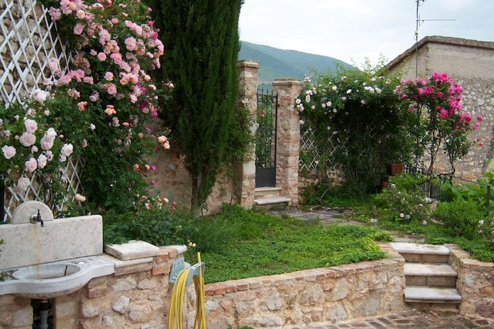 Paradise House in the heart of Italy (Umbria)