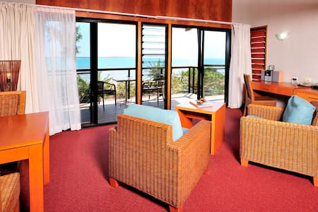 Spa Bungalow, Groote Eylandt Lodge