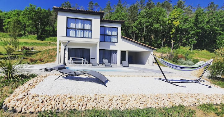 Veyrieres Gites - Between Lot & Dordogne