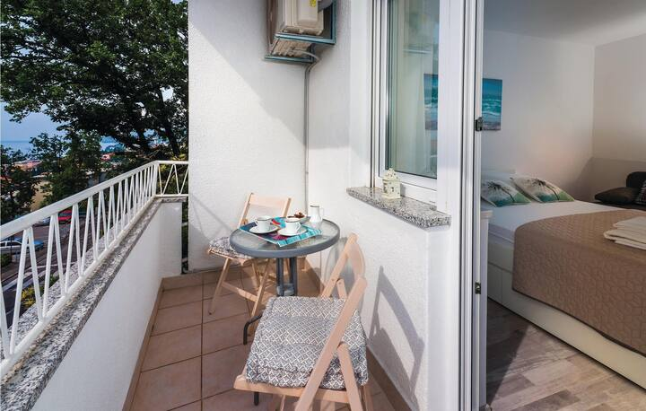 Stunning home in Opatija with WiFi and 1 Bedrooms