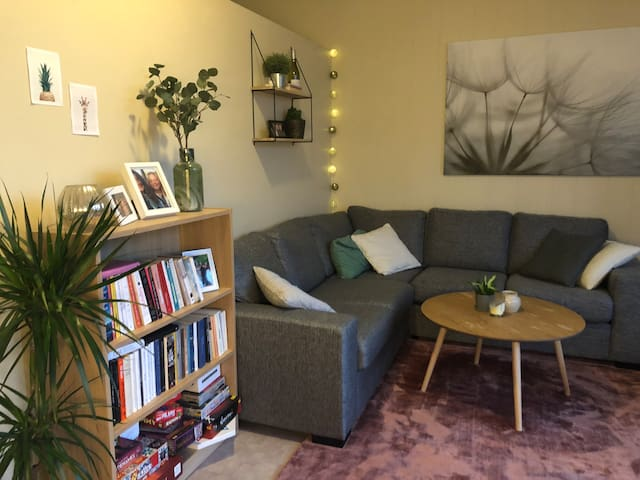 Cozy apartment in the city, close to Nidelven