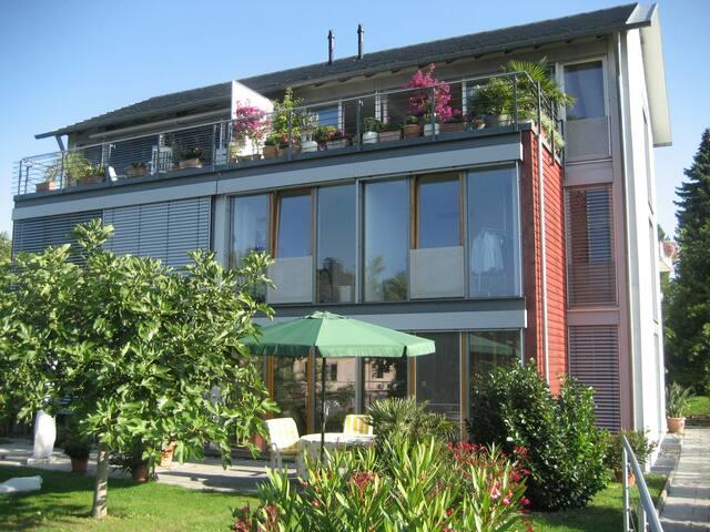 Ferienwohnung Koch Thurgauer Weg, (Reichenau), Ferienwohnung, 56qm, 1 Schlafzimmer, max. 3 Personen