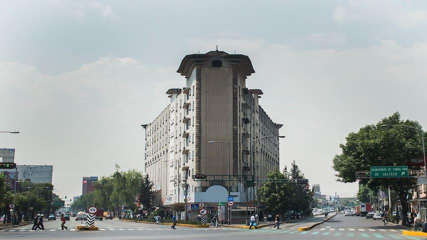 Departamento Privado emblemático Edificio Ermita