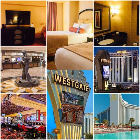 Westgate Casino Hotel Room  *Price low to go fast*