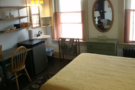 Downtown Asheville in Classic Style - Best Value! - Asheville - Bed & Breakfast