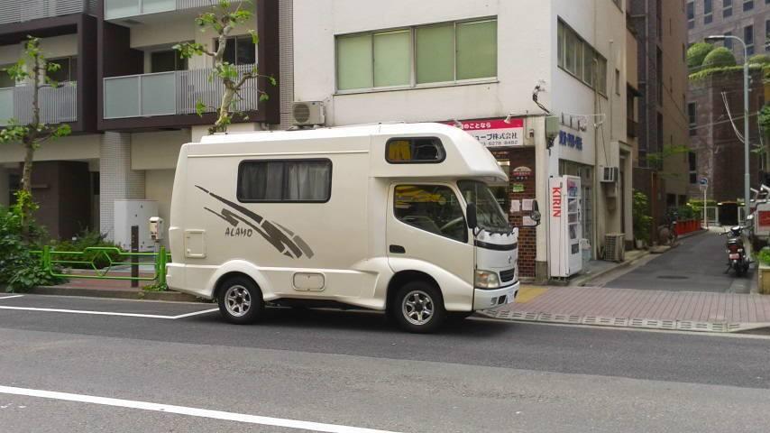 Camping Car Life from MAIHAMA!!!グランピングカーレンタル☆舞浜