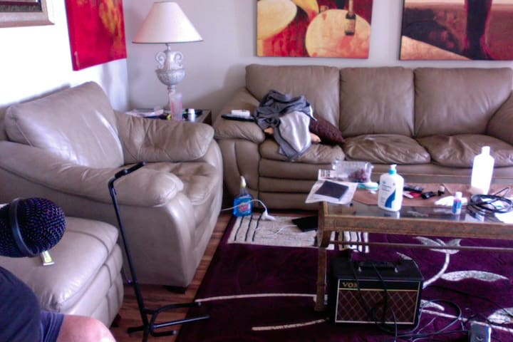 executive suite home away from home