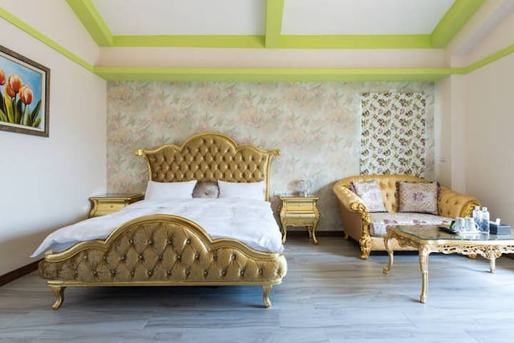 馬德里花園 - Room302 / 雙人房 - Yilan City - Villa