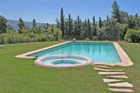 Santa Ynez, pool & spa, 5 acres 2 bedrooms 1 bath