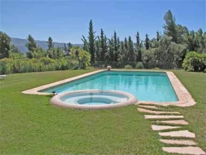 Santa Ynez, pool & spa, 5 acres 2 bedrooms 1 bath