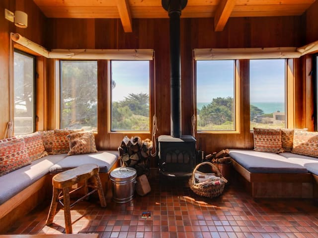 Gewing House - Sea Ranch