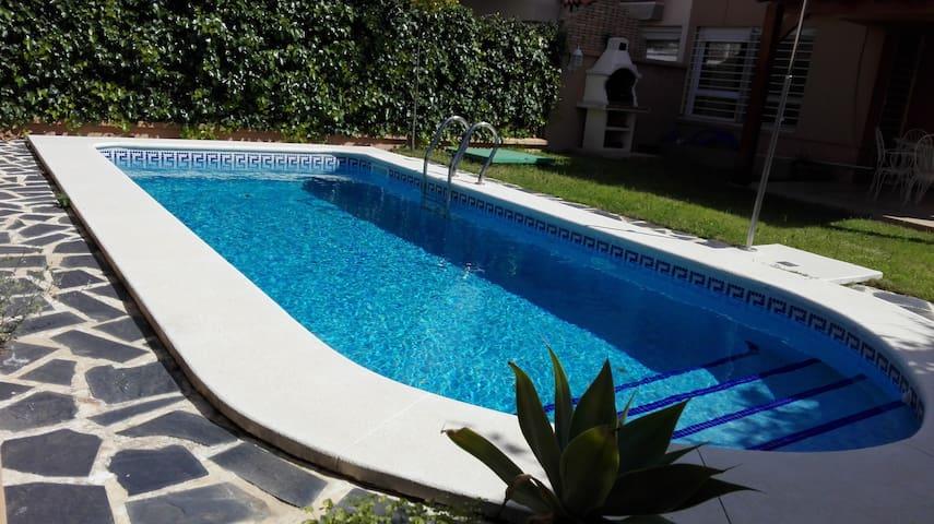 casa con piscina. - Área Metropolitana de Sevilla