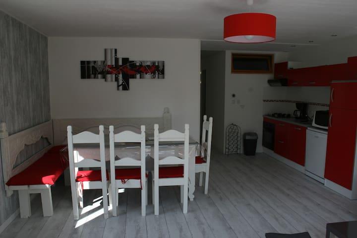 appartement au calme exposé sud - Sarzeau - House
