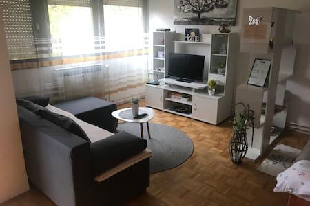 Cozy studio Apartman Nova Zagabria - Sloboština